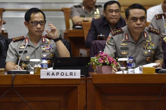 LAMPUNG POST   Polisi Antisipasi Aksi Teroris Saat Arus Mudik