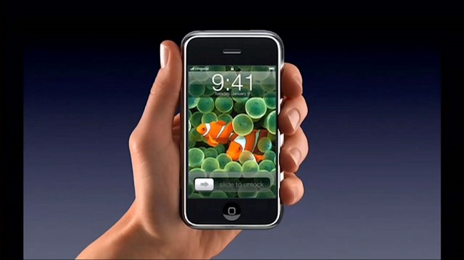 Resmi, Apple Jadi Pemilik Paten Kunci Layar