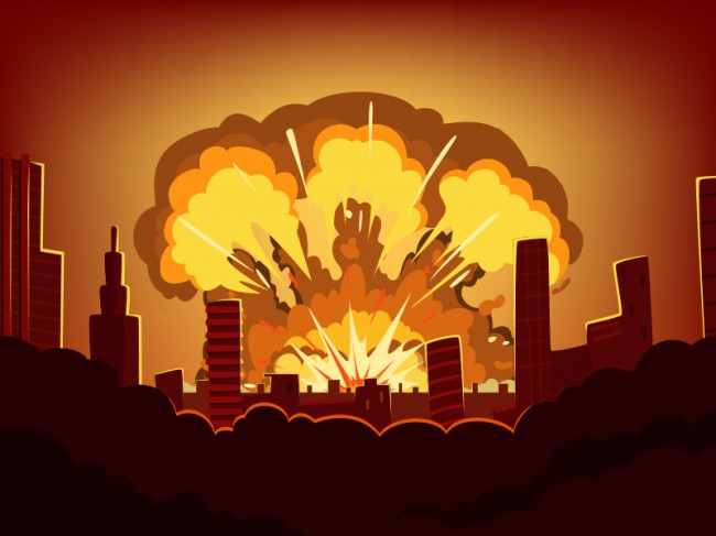 Pantang Surut Melawan Teroris