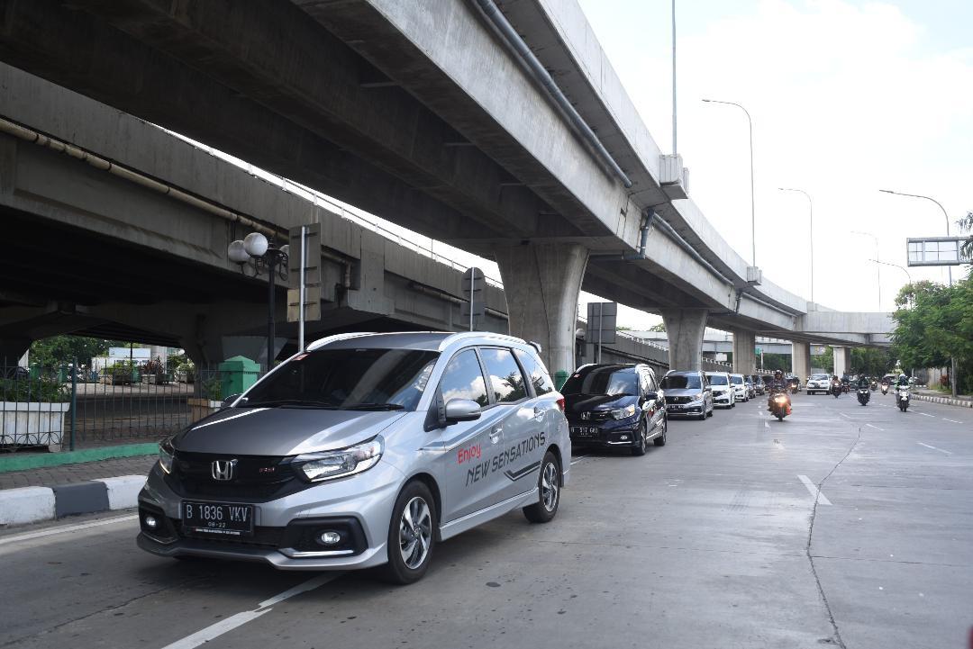 Honda Gelar Lomba Hemat Bahan Bakar untuk Mobilio