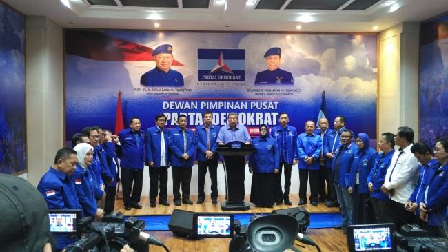 LAMPUNG POST | SBY Bacakan Tiga Usulan Demokrat dalam Revisi UU Ormas