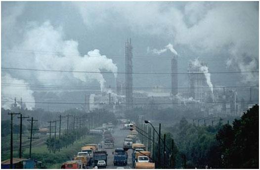 LAMPUNG POST | Perangi Pembuat Polusi