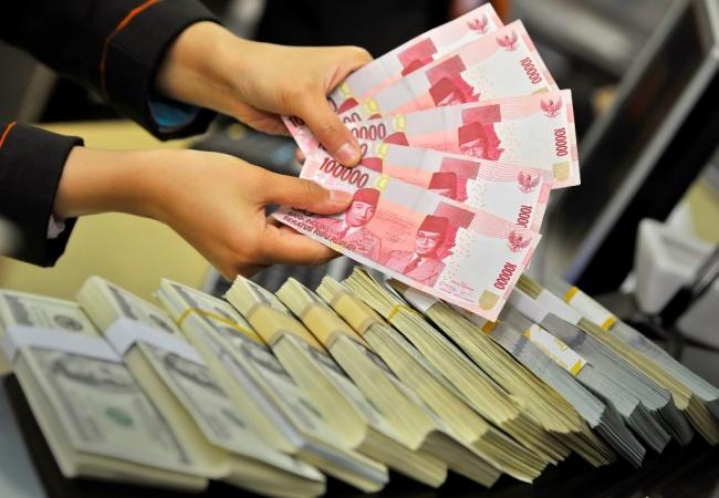 LAMPUNG POST | Rupiah Dibuka Stabil di Rp13.352/USD