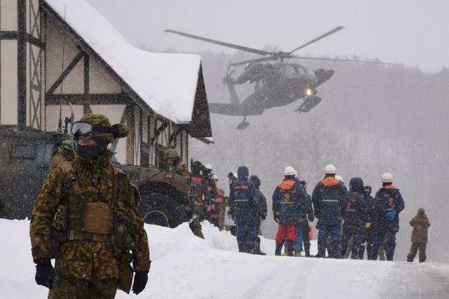 Aktivitas Vulkanik Gunung Kusatsu Shirane di Jepang Meningkat