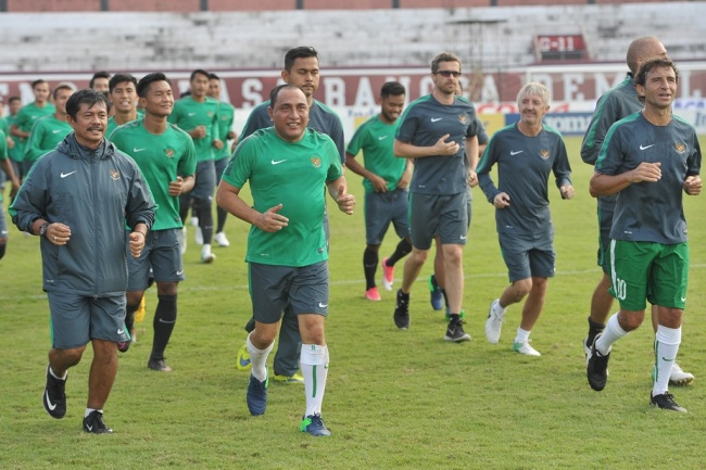 LAMPUNG POST   PSSI Sebut Indonesia Kekurangan Pemain Sepak Bola