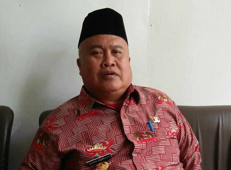Pemprov Lampung Bantu 100 Ribu Ekor Benih Ikan ke Lambar
