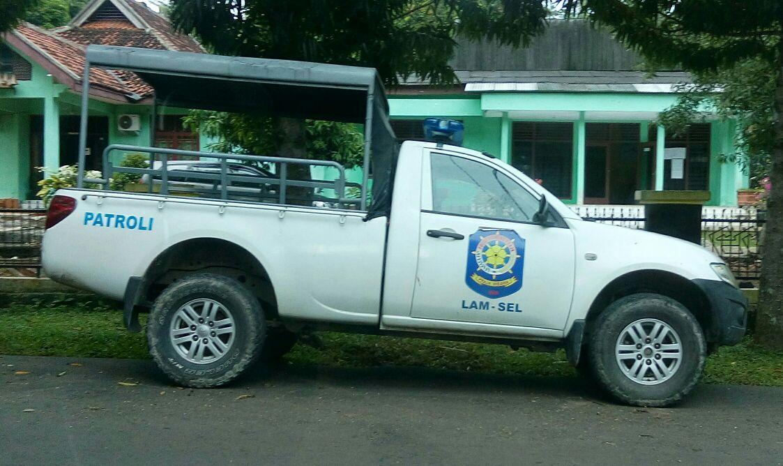 Mobil Woro-Woro Salat Berjamaah Tidak Terlihat Lagi di Kalianda, Kemana Ya?