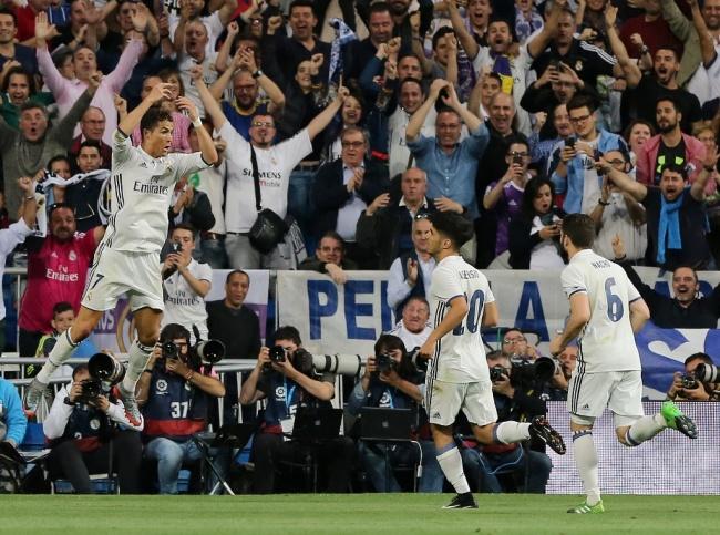 LAMPUNG POST | Catatan Menarik Dibalik Superior Madrid Atas Sevilla