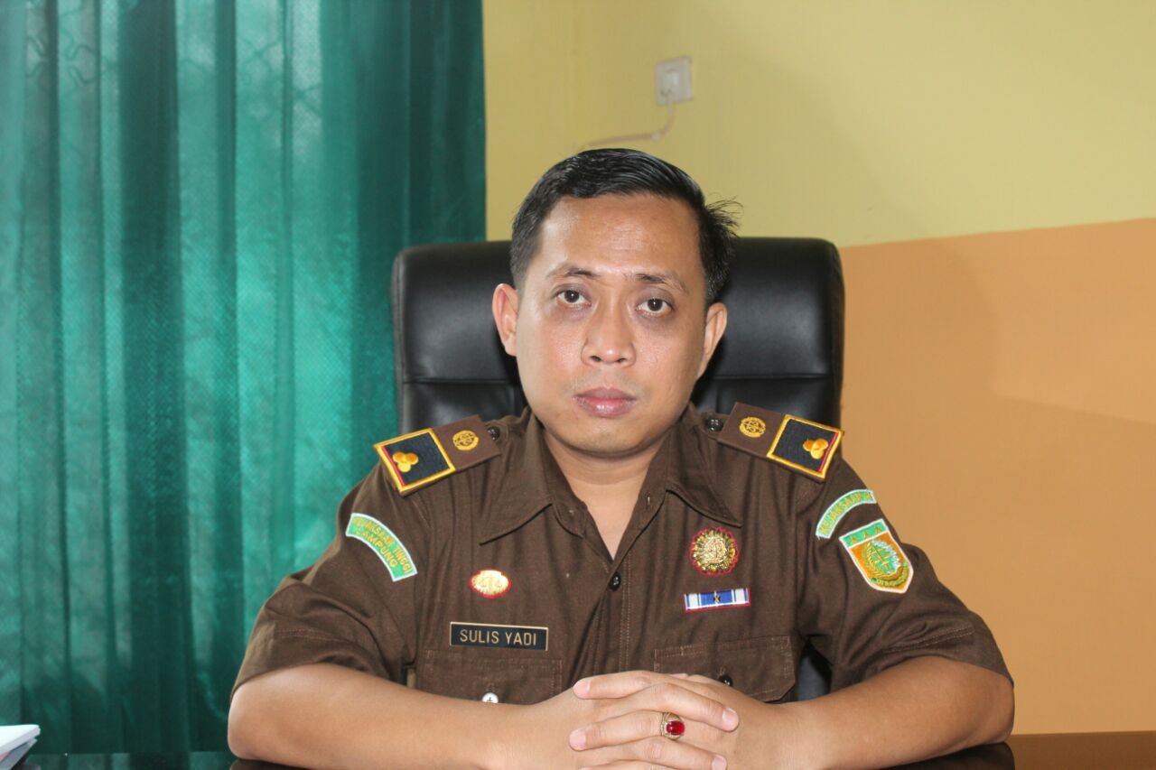 LAMPUNG POST | Kacabjari Krui Pindah Tugas ke Bandar Lampung
