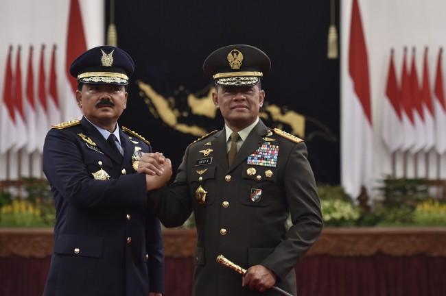 LAMPUNG POST   Pesan Jenderal Gatot kepada Prajurit TNI
