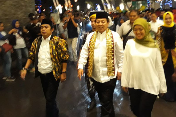 Arinal-Nunik Siap Membawa Lampung Berjaya