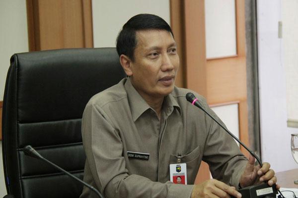 LAMPUNG POST   Didik Suprayitno Dikukuhkan sebagai Pjs Gubernur Lampung 13 Februari