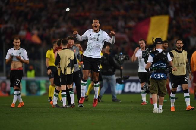 Dramatis, Liverpool Lolos ke Final Liga Champions