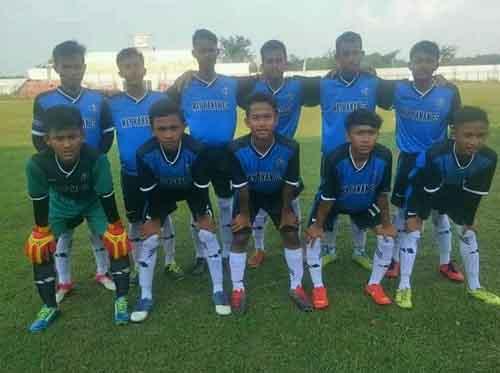 Way Kanan FC Siap Tumbangkan Tuan Rumah di Piala Soeratin