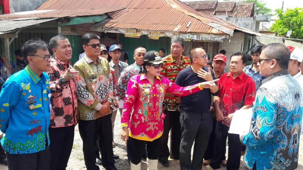 Bupati Winarti Ajak Arsitek Andra Matin Bangun Ikon Kabupaten