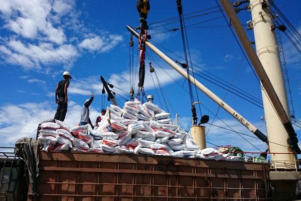 LAMPUNG POST | Beras Impor 20 Ribu Ton Tiba di Lampung 20 Februari