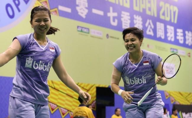 LAMPUNG POST | Greysia/Apriyani Melenggang ke Semifinal