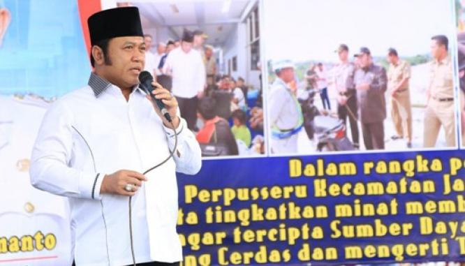 LAMPUNG POST | Bupati Lamsel Silaturahmi dan Buka Bersama dengan Kader PKS