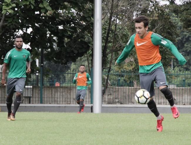 LAMPUNG POST | Timnas Garuda vs Singapura: Panggung Egy Maulana Vikri