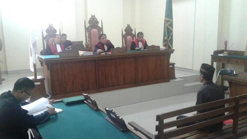 Korupsi Raskin, Supangat Dipidana 5 Tahun Penjara
