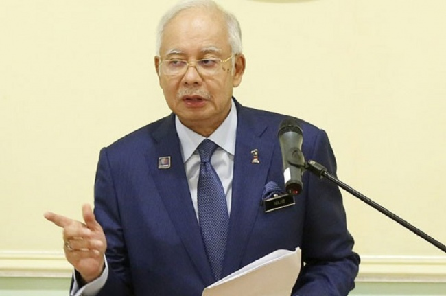 LAMPUNG POST | PM Malaysia Mendarat di Bali