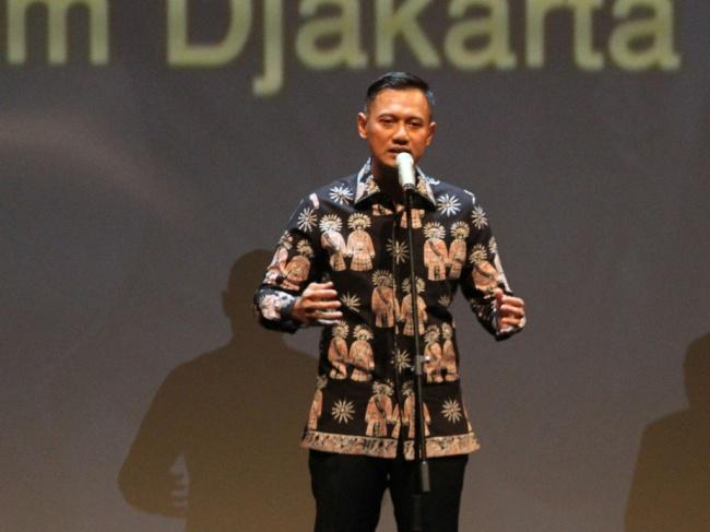 LAMPUNG POST   Agus Yudhoyono Jadi Alternatif di Pilpres 2019