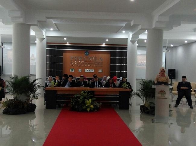 LAMPUNG POST | FEB Unila Yudisium 99 Calon Wisudawan