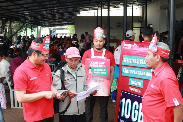 LAMPUNG POST | Telkomsel Gandeng Dukcapil Sukseskan Registrasi Prabayar
