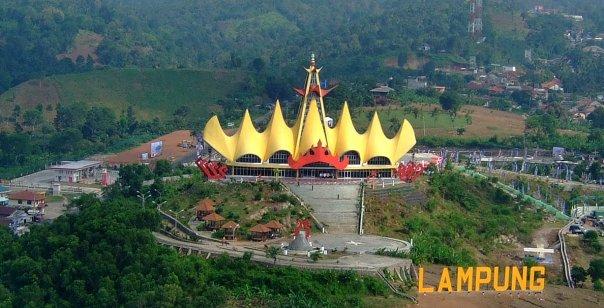 LAMPUNG POST   Lampung Pusat Ekonomi Baru