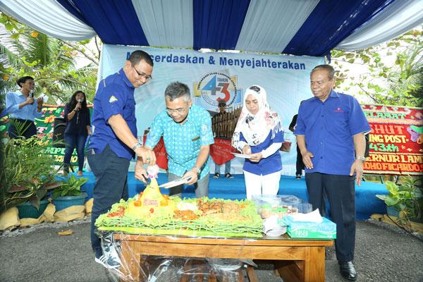 LAMPUNG POST   Lampung Post Terus Berbenah dan Berinovasi