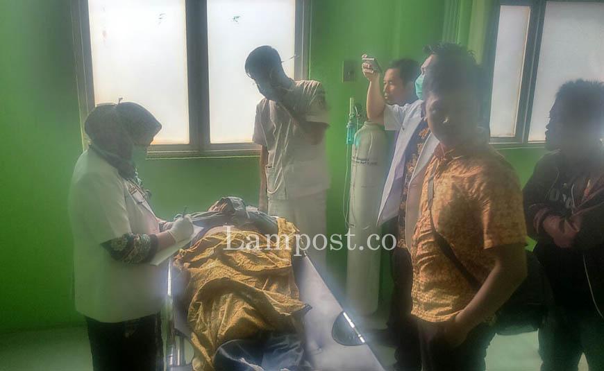 LAMPUNG POST | Satu Pelaku Perampok Bercadar di Tubaba Tewas Ditembak Polisi