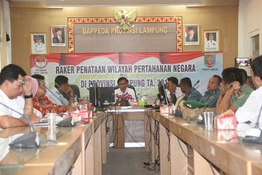 LAMPUNG POST | Wilayah Pesisir Lampung Rawan Ancaman Militer