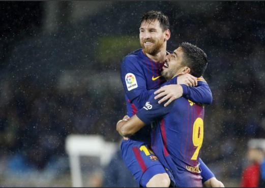 LAMPUNG POST | Kembali Pecahkan Rekor, Messi Lampaui Gol Gerd Mueller