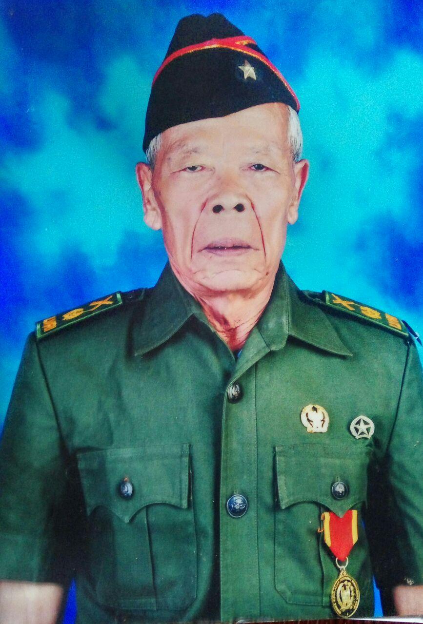 LAMPUNG POST | Pejuang Laskar Veteran Kemerdekaan RI, Damrah Berpulang