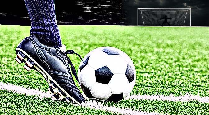 LAMPUNG POST | Desa Karangrejo Helat Turnamen Sepak Bola
