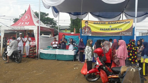 LAMPUNG POST | TDM Tawarkan Service Murah di Lampung Utara