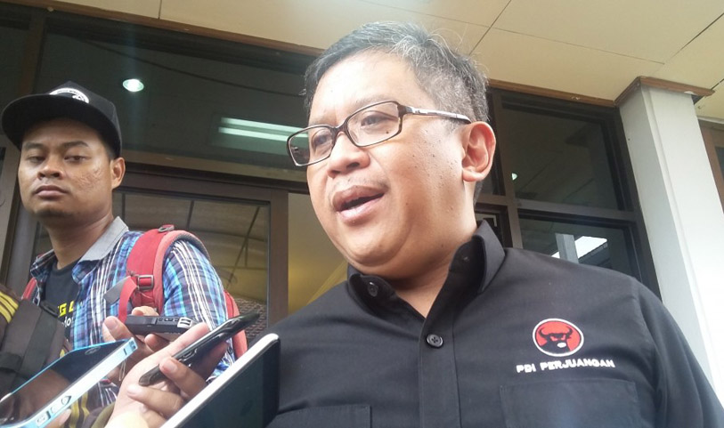 LAMPUNG POST   Demokrat Usung Ridho Pastikan Poros Baru Muncul