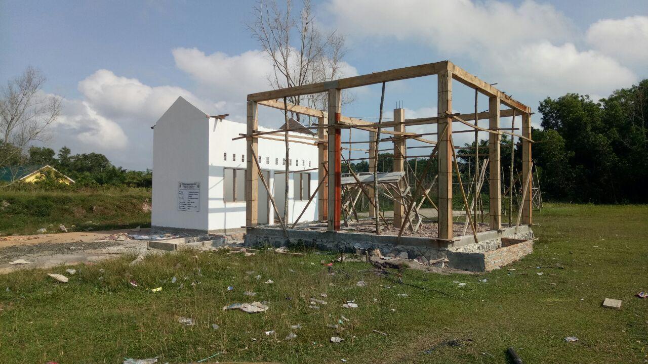LAMPUNG POST | Kampung Wonorejo Gunakan Dana Desa buat Pemerataan Pembangunan