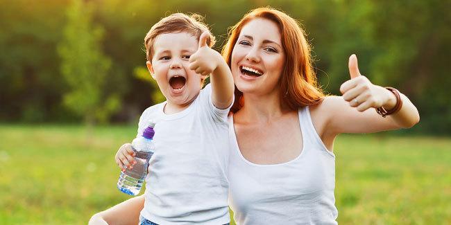 LAMPUNG POST | Ibu Usia 30 Lebih Panjang Umur
