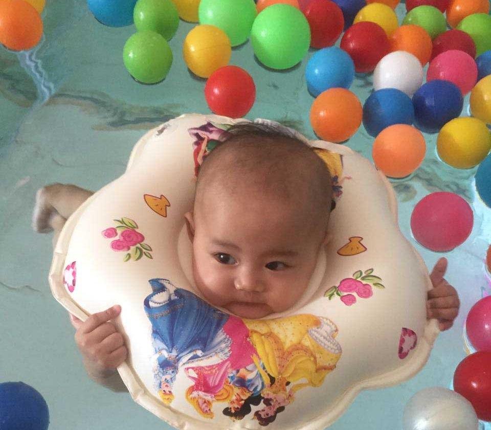Manjakan Si Kecil dengan Baby Spa