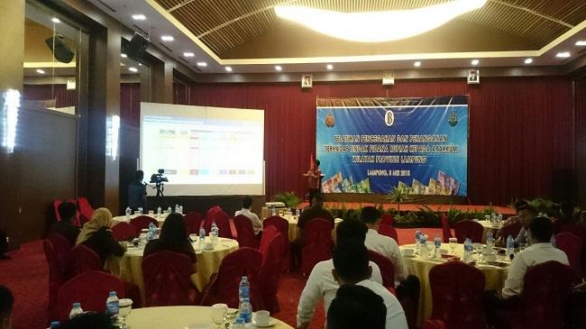 BI Koordinasi dengan Aparatur Penegakan Hukum Cegah Upal