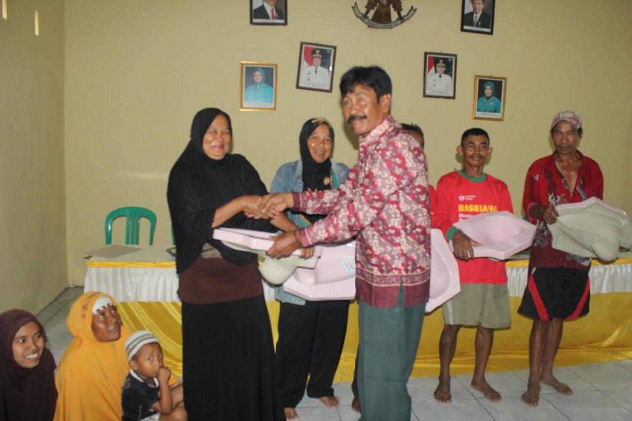 LAMPUNG POST | VIDEO: Desa Tanjungsari Dapat Bantuan Stimulan Jamban Sehat