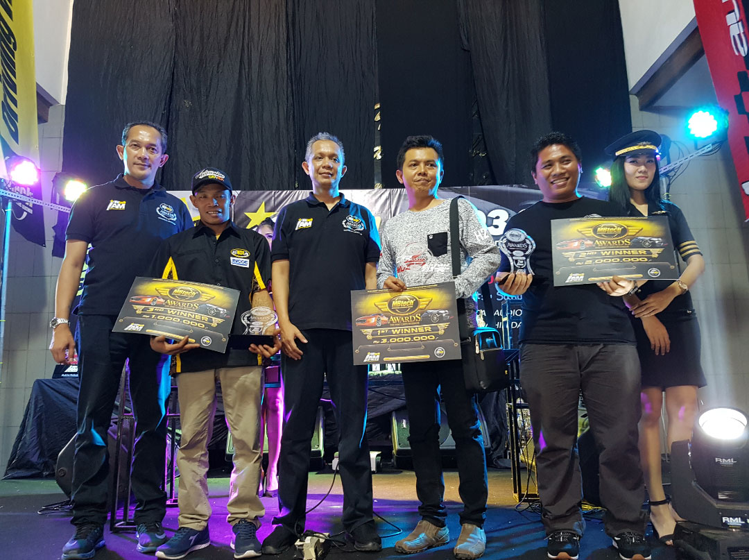 LAMPUNG POST | MBtech Awards Bandung Raih Tiga Juara