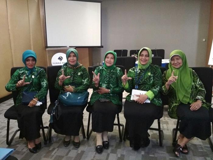 LAMPUNG POST | GWS Tampung Aspirasi Wanita