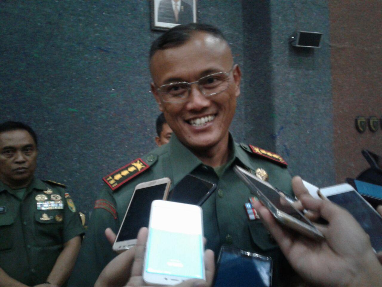 Sebulan di Lampung, Danrem Mengaku Betah