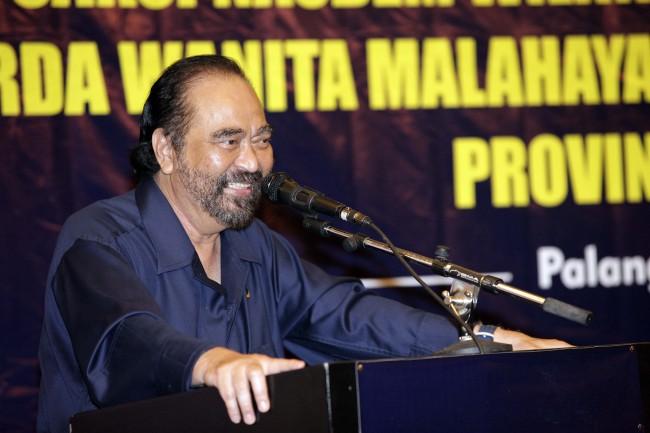 NasDem Terjunkan 1,4 Juta Saksi Kawal Pemilu 2019
