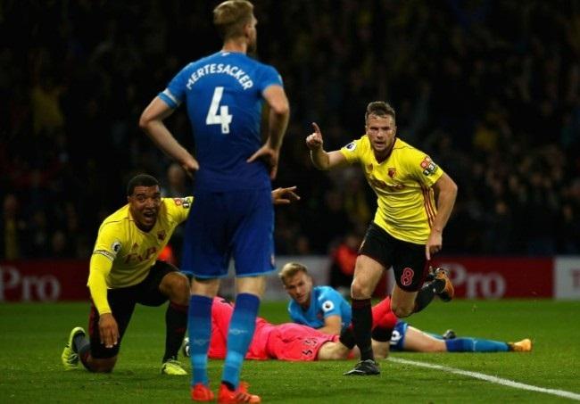 LAMPUNG POST | Comeback Watford Benamkan Arsenal