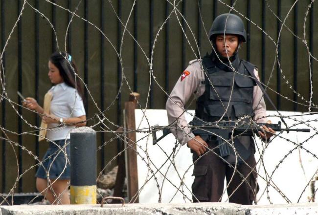 LAMPUNG POST | Ancaman Terorisme Menyasar Seluruh Wilayah