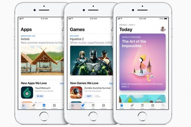 LAMPUNG POST | App Store Pecahkan Rekor Penjualan Rp4 Triliun Selama Seminggu