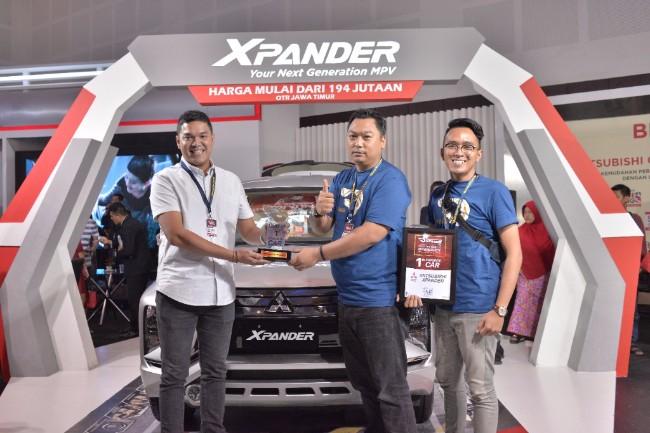 LAMPUNG POST | GIIAS Surabaya Auto Show 2017 Lampaui Target